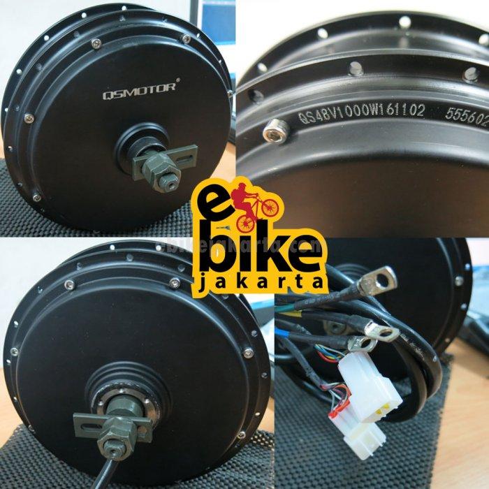HUB QS Motor 205 30H 48V 800W (KHQ48)