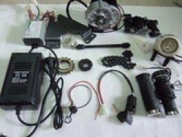 Side mounted kit